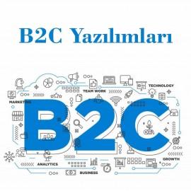 B2C Web Yazılımları
