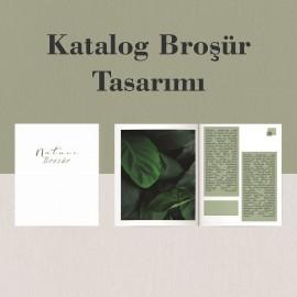 Katalog ve Broşür Tasarımları