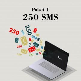 Akbim Toplu SMS Paket 1 250 SMS
