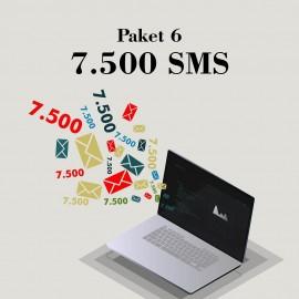 Akbim Toplu SMS Paket 6 7500 SMS
