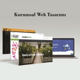 Kurumsal Web Tasarım Paket 1